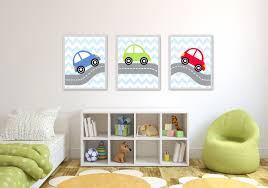 baby boy nursery art car nursery art prints suits blue zoom