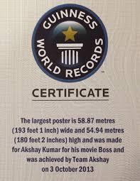 akshay kumar beats mj boss enters guinness book of world records