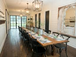 fixer upper dining table clint harp s furniture designs from fixer upper hgtv s fixer upper