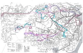 Dc Metro Bus Map by Proposed Metrobus Cuts Continue A Long Intertwined History Of
