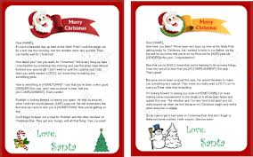 free printable santa claus letter u2013 craftbnb