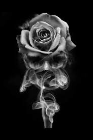 smoke skull tattoos and tatting