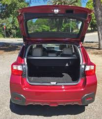 nissan micra luggage space 2016 subaru crosstrek 2 0i limited test drive nikjmiles com