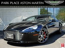 2016 aston martin rapide s new cars park place aston martin official aston martin dealer