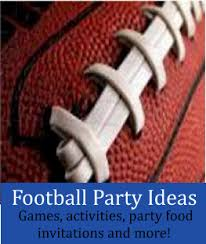 football party ideas football birthday party theme birthday party ideas for kids