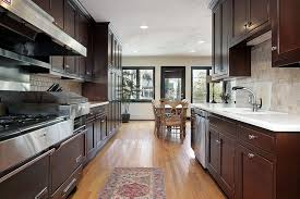 should kitchen cabinets match wood floors 43 kitchens with extensive wood throughout home