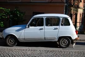 Renault Sfondo Vintage Renault Cv Light Blue Old Timer Economy