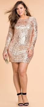 pretty new years dresses best 25 plus size sequin dresses ideas on curve