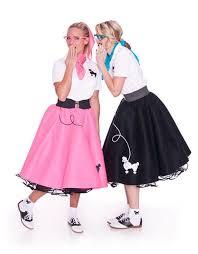 Hip Hop Halloween Costumes Girls Poodle Skirts Vintage Dresses Halloween Hip Hop 50s Shop