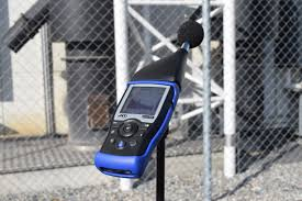 Attached Here With Class 1 Sound Level Meter With Attached Microphone