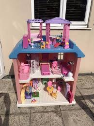 Little Tikes My Size Barbie Dollhouse by Little Tikes Dolls House Plus Massive Furniture Collection