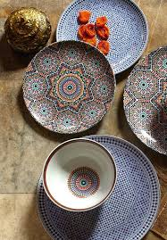 Moroccan Inspired Decor by Moroccan Inspired Tableware World Market Home U0026 Kitchen