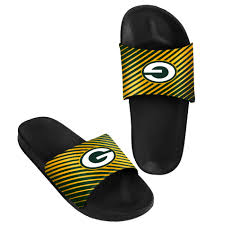 Nfl Toaster Nfl Men U0027s Green Bay Packers Sport Slides
