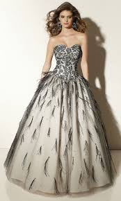 a line ball gown lace up sequin embellished long strapless