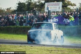 modified rolls royce classiest sideways shenanigans with a rolls royce drift car