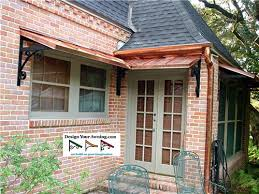 Building Awning Over Door Projects Gallery Of Awnings