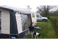 Second Hand Caravan Awnings For Sale Used Caravan Awning Caravans For Sale Gumtree