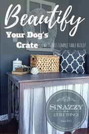 Diy Hack Diy Dog Crate Hack