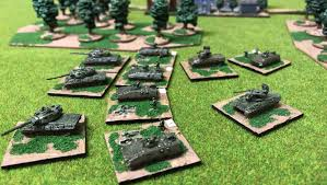 across the table a portal to historical miniature wargaming in