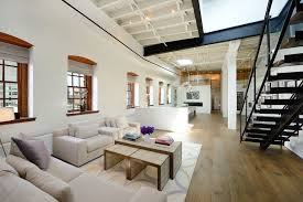 greenwich st penthouse by turett collaborative architects