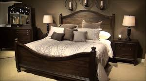 Avalon Bedroom Set Ashley Furniture Catawba Hills Poster Bedroom Set By Liberty Furniture Youtube
