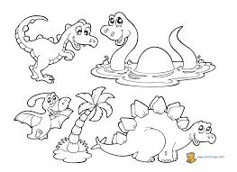 printable coloring pages dinosaurs dinosaur printable coloring pages cliptext co