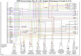 nissan ecu wiring diagrams nissan wiring diagrams instruction