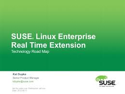 save the date sles suse techtalk slert sp2