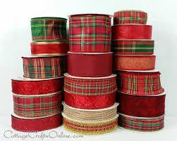 plaid tartan plaid ribbon archives