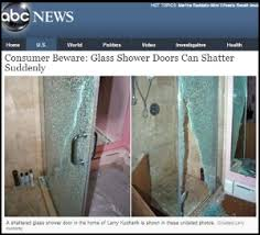 Shattering Shower Doors Abc Jpg