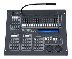 dmx console 512 artfox lighting