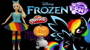 Rainbow Dash Halloween Costume Frozen Elsa Play Doh Rainbow Dash Halloween Costume Pony