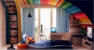Modern Ideas For Teenage Bedroom Decorating In Unique Personal Style - Decoration ideas for teenage bedrooms