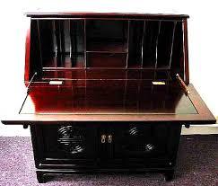 Chinese Desk Oriental Rosewood Secretary Desk In Ming Style