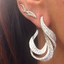 most beautiful earrings djula has the most beautiful and fashion earrings all the
