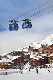 ski rental holidays val thorens hotel club mmv les neiges
