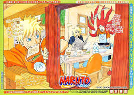 naruto manga color pages qlyview com