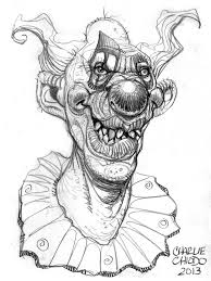 goosebumps coloring pages 12 evil clown coloring pages dibujo de pato colouring pages