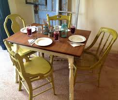 Cheap White Kitchen Chairs by Kitchen Table And Chairs Set Dinette Sets White Cupboard Wall