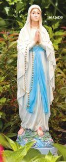 madonna statue lawn ornament religious statue 26 our of