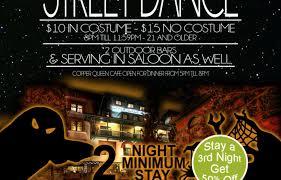 bisbee az events calendar copper queen hotel