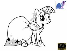 twilight sparkle alicorn with canterlot castle coloring pages