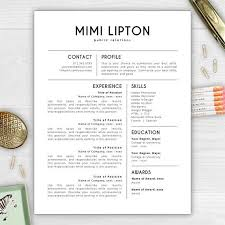 Cover Letter For Resume Template Free 10 Best Professional Resume Templates Images On Pinterest Cover