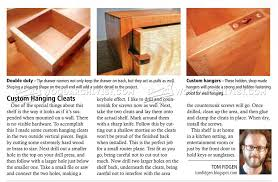 Floating Wood Shelf Plans by Floating Shelf Plans U2022 Woodarchivist