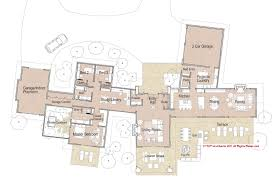 All In The Family House Floor Plan Modern House Floor Plans Withal Contemporary House Plans House