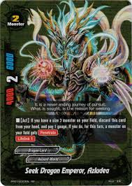 Seeking Ver Seek Emperor Azludea Future Card Buddyfight Wiki