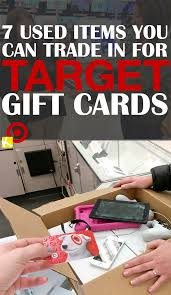 trade gift cards for gift cards 7 used items you can trade in for target gift cards the krazy