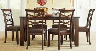 Dining Room 7 Piece Sets Redondo 7 Piece Dining Room Set Cherry Formal Dining Sets