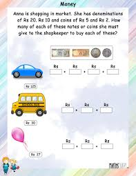 word problems u2013 grade 1 math worksheets