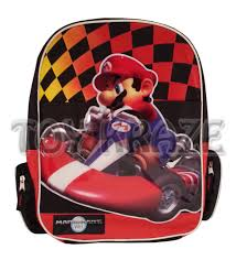 mario backpack collection ebay